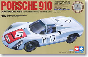 Porsche 910 (with Etched Parts) (Model Car) - HobbySearch Model Car