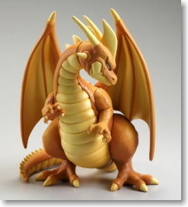 Dragon Quest Soft Vinyl Monster 025 Great Dragon (PVC Figure)