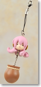 Character Charm Collection: Tako Luka (Smile) (Anime Toy)