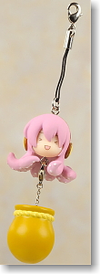 Character Charm Collection: Tako Luka (roar of laughter) (Anime Toy)