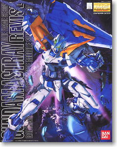 Gundam Astray Blue Frame Second Revise (MG) (Gundam Model Kits)