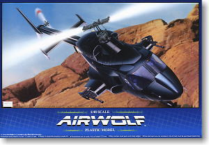 Air Wolf (Plastic model)