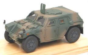 陸上自衛隊 軽装甲機動車 富士学校偵察教導隊 (完成品)