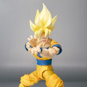 S.H.Figuarts Super Saiyan Son Goku (PVC Figure)