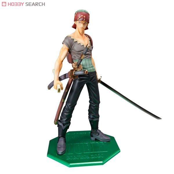 Excellent Model Portrait.Of.Pirates `Strong Edition` Roronoa Zoro (PVC Figure) Item picture1