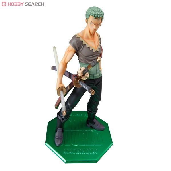 Excellent Model Portrait.Of.Pirates `Strong Edition` Roronoa Zoro (PVC Figure) Item picture10