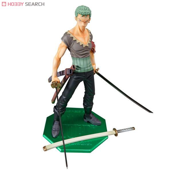 Excellent Model Portrait.Of.Pirates `Strong Edition` Roronoa Zoro (PVC Figure) Item picture11