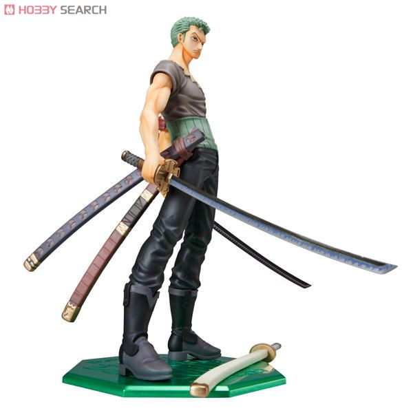 Excellent Model Portrait.Of.Pirates `Strong Edition` Roronoa Zoro (PVC Figure) Item picture12