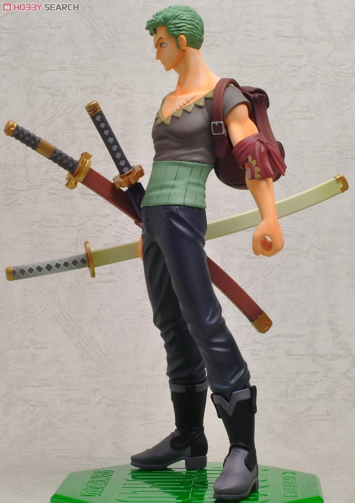 Excellent Model Portrait.Of.Pirates `Strong Edition` Roronoa Zoro (PVC Figure) Item picture15