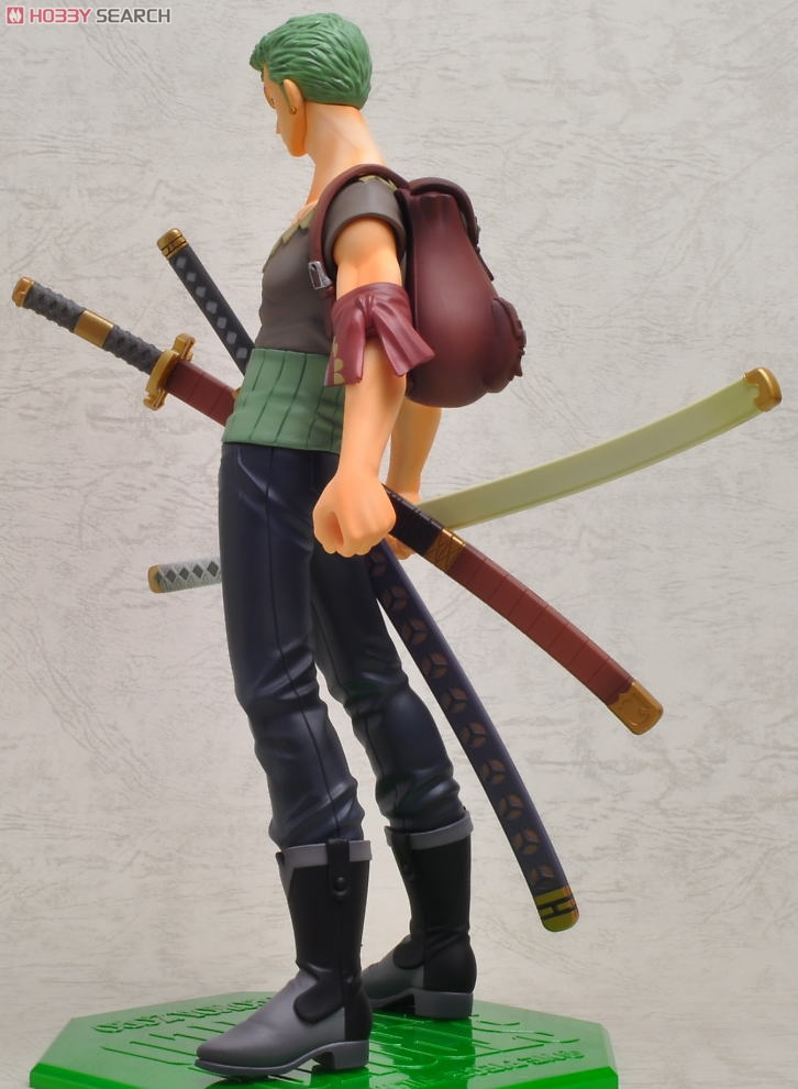 Excellent Model Portrait.Of.Pirates `Strong Edition` Roronoa Zoro (PVC Figure) Item picture16