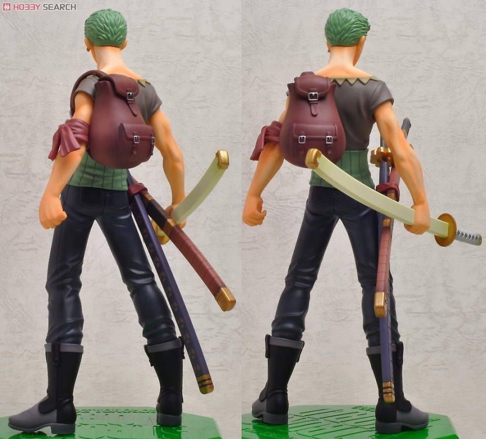 Excellent Model Portrait.Of.Pirates `Strong Edition` Roronoa Zoro (PVC Figure) Item picture17
