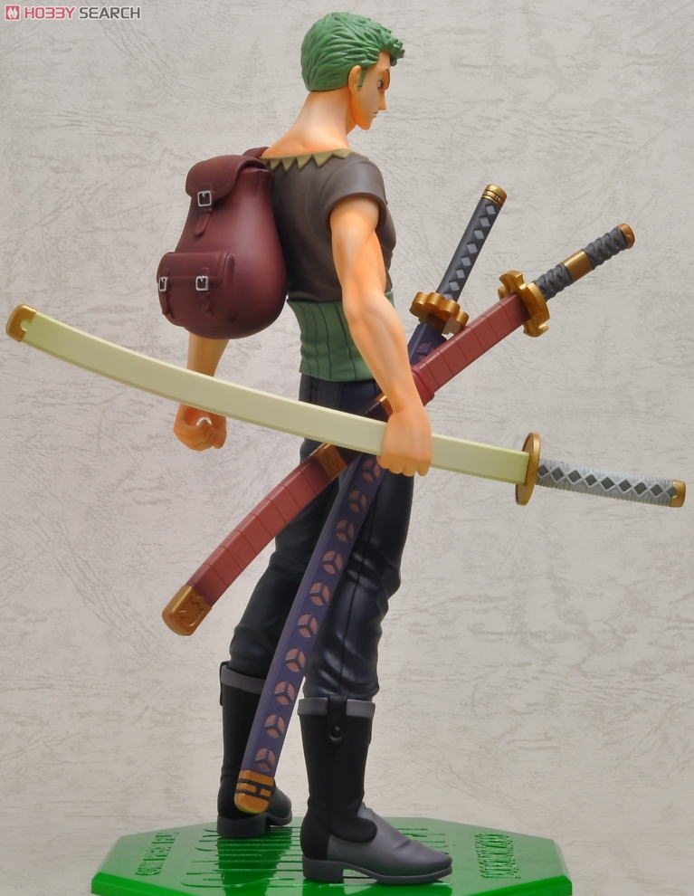 Excellent Model Portrait.Of.Pirates `Strong Edition` Roronoa Zoro (PVC Figure) Item picture18