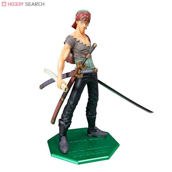 Excellent Model Portrait.Of.Pirates `Strong Edition` Roronoa Zoro (PVC Figure) Item picture2