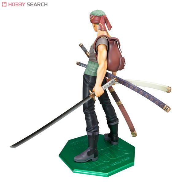 Excellent Model Portrait.Of.Pirates `Strong Edition` Roronoa Zoro (PVC Figure) Item picture5
