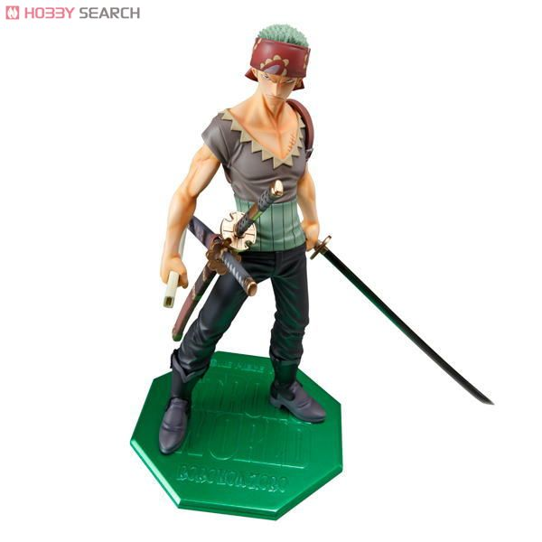 Excellent Model Portrait.Of.Pirates `Strong Edition` Roronoa Zoro (PVC Figure) Item picture6