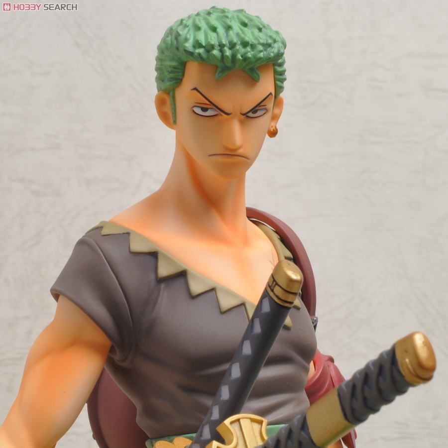 Excellent Model Portrait.Of.Pirates `Strong Edition` Roronoa Zoro (PVC Figure) Other picture1