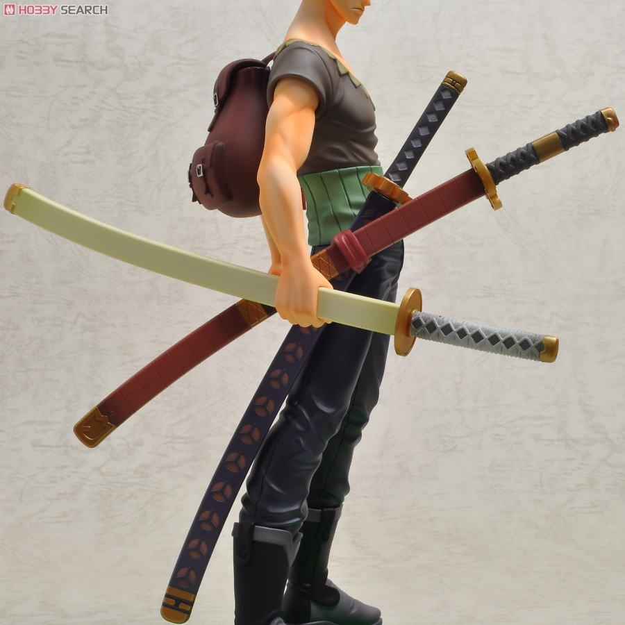 Excellent Model Portrait.Of.Pirates `Strong Edition` Roronoa Zoro (PVC Figure) Other picture4