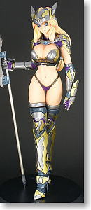 Wind Goddess Rafale (PVC Figure)