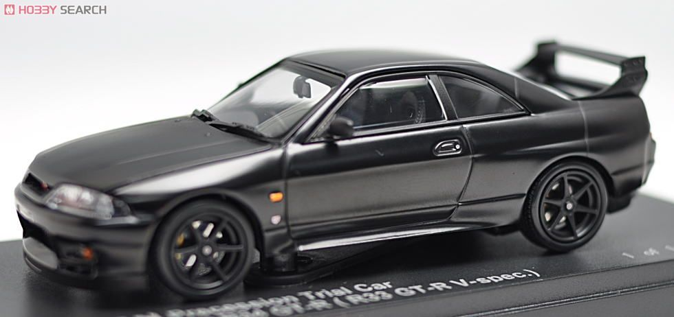 日産 Precession Trial Car for R34 GT-R (R33GT-R Vspec) (ミニカー)