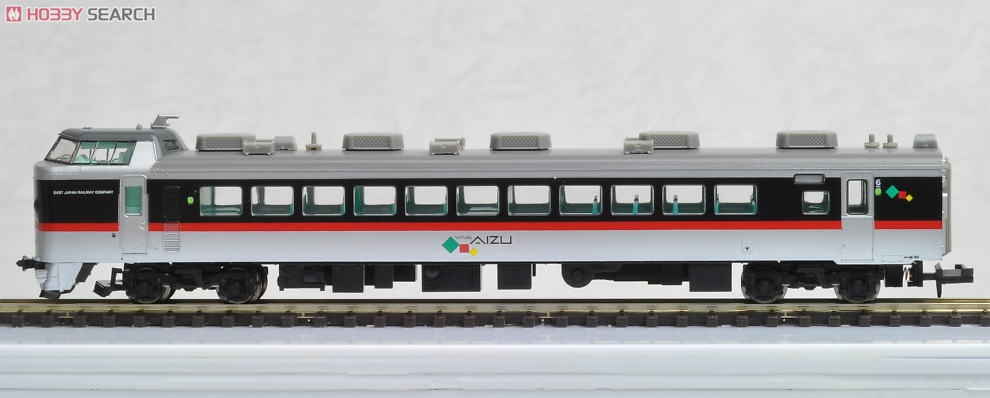 Series 485-1000 Limited Express `Viva Aizu` (6-Car Set) (Model Train) Item picture1