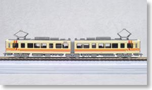 """江ノ島電鉄 1500形 """"サンライン号2009"""" (M車)"""