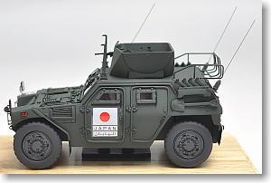 陸上自衛隊 軽装甲機動車 イラク派遣 (完成品)