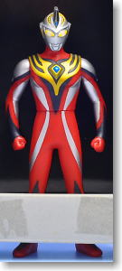 Ultra Hero Series 38  Ultraman Justice Crusher Mode  Completed Ultraman Justice Crusher Mode