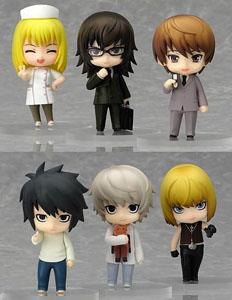 Nendoroid Petit: Death Note - Case File #02 12 Pieces (PVC Figure)