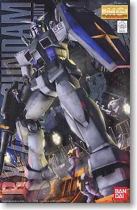 RX-78-3 G-3ガンダム Ver.2.0 (MG) (ガンプラ)