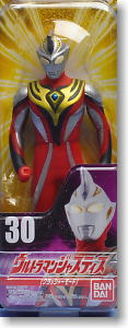 Ultra Hero Series 30 Ultraman Justice(Crusher Mode) (Character Toy)