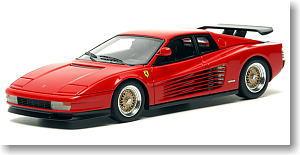やっぱり赤い、四角い、平べったい、スポーツカー
