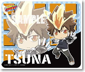 3d Mouse Pad Reborn Tsuna Anime Toy Hobbysearch Anime