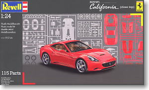 Ferrari California (close top) (Model Car)