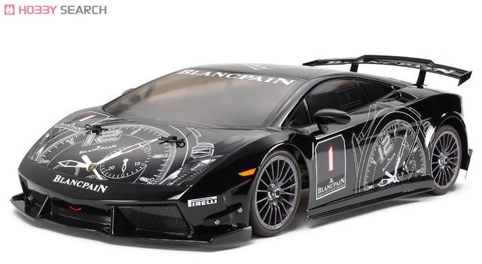 Lamborghini Gallardo Lp560 4 Super Trofeo Ta 05 Ver Ii Rc Model Item Picture1