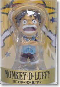 Bobbing Head One Piece Vol 1 Monkey D Luffy Pvc Figure