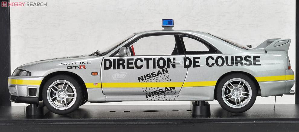 日産 スカイライン GT-R (R33) ルマン ペースカー 1997 「DIRECTION DE COURSE」 (ミニカー)