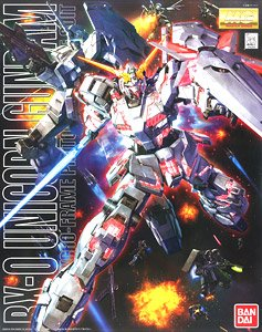 RX-0 Unicorn Gundam (MG) (Gundam Model Kits)