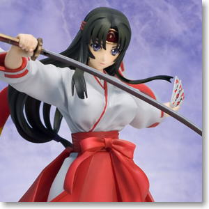 Queens Blade Tomoe (PVC Figure)