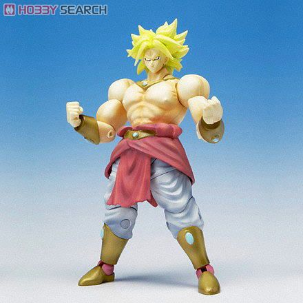 Broly Cosplay on Broly Action Figures