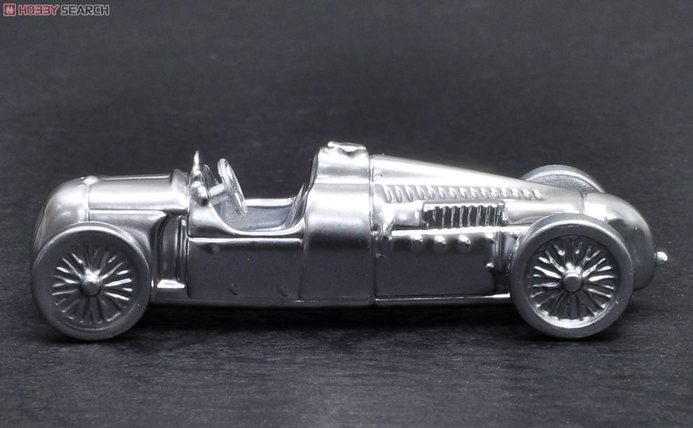 アウト ウニオン タイプC 1936-7 CMC15周年記念モデル (クロームシルバー) (ミニカー)