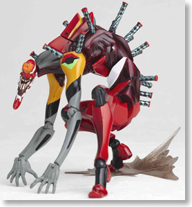 Revoltech Eva Type-02 The Beast Series No.090 (Completed)