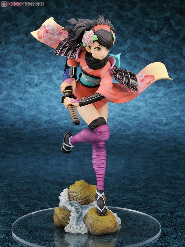 [close]  Momohime (PVC Figure) Item picture3