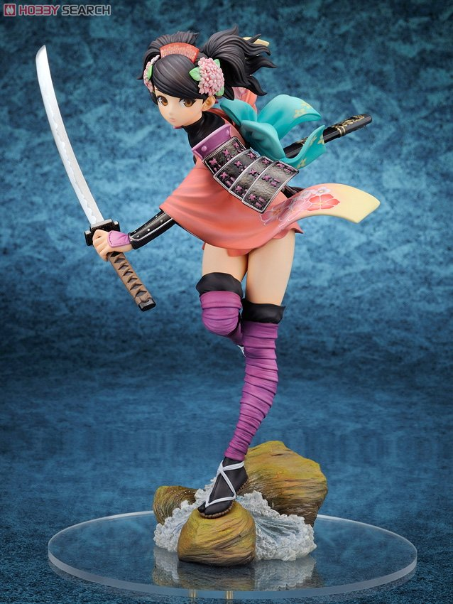 [close]  Momohime (PVC Figure) Item picture5