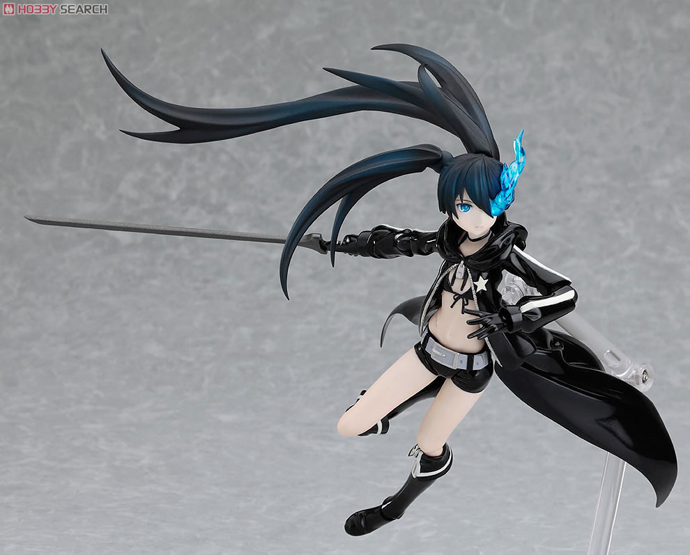figma Black Rock Shooter (PVC Figure) Item picture5