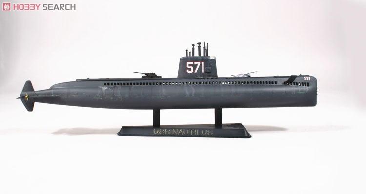 USS Nautilus Nuclear Submarine