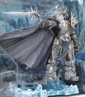 World Of Warcraft Dx Collector Action Figures The Lich