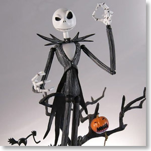 SCI-FI Revoltech Series No.005 Jack Skellington