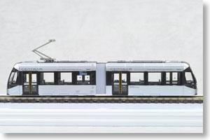 鉄道コレクション セントラム(CENTRAM) 9000形 (シルバー) デ9002