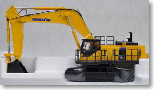 Hydraulic Excavator KOMATSU PC1250-8 (HG) (RC Model)(NOTE : You can NOT designate band)