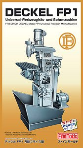 Deckel FP1 Milling Machine (Plastic model)